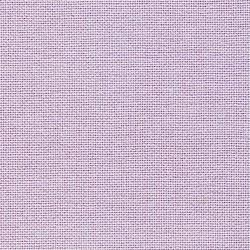 Toile Murano Zweigart 12,6fils/cm - largeur 140cm - parme