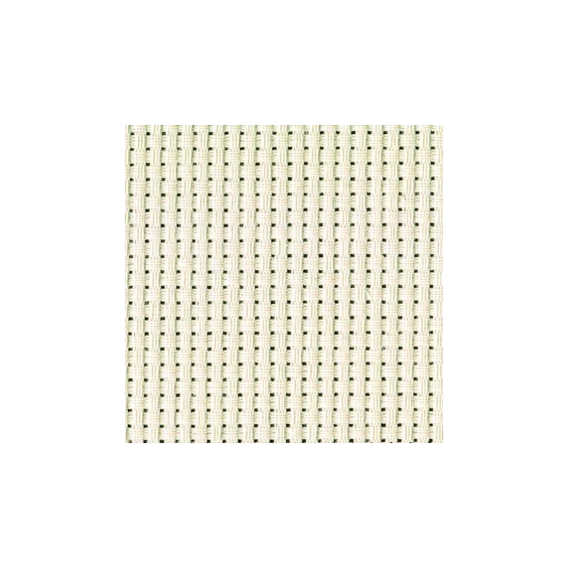Herta Zählstoff Zweigart 2,45pts/cm - 50x55cm - écru