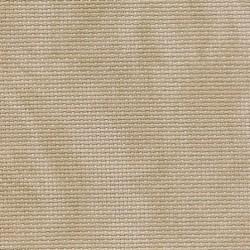 Toile Aïda Zweigart 7pts/cm - largeur 110cm - sable marbré