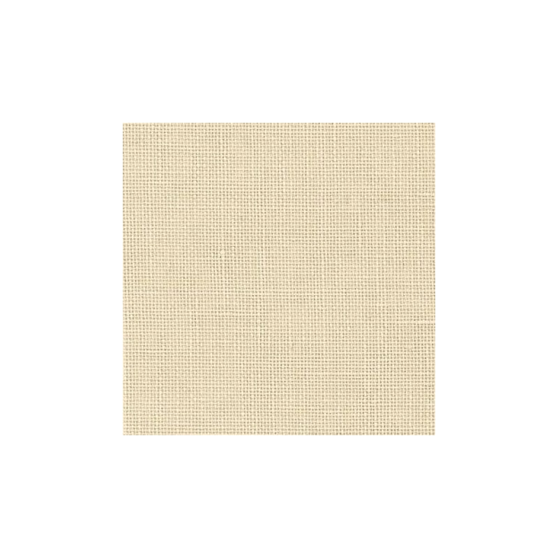 Lin Zweigart Dublin - 10fils/cm -  laize 140cm - ivoire