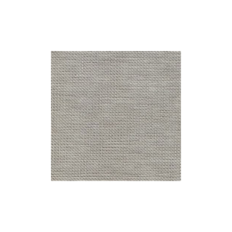 Lin Zweigart Dublin - 10fils/cm -  laize 140cm - gris
