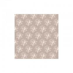 Bird sand - coupon 50x110cm - tissu Tilda