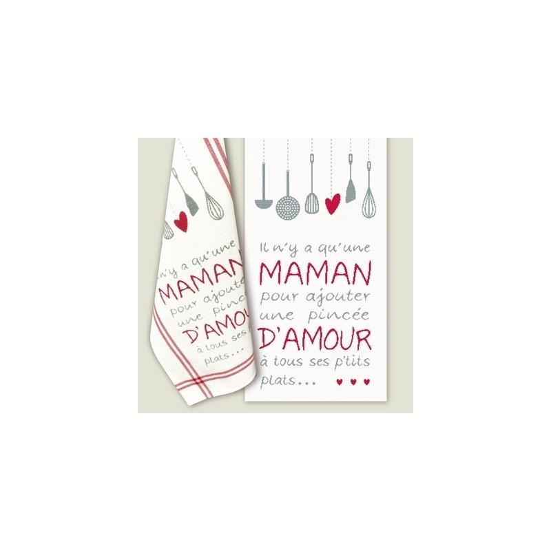 Maman d'amour - Lilipoints