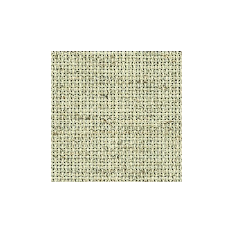 Aïda Zweigart 7,0pts/cm - 35x45cm - chiné clair