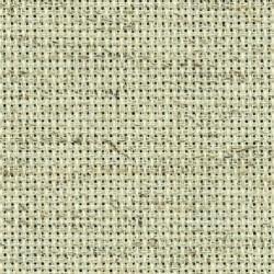Toile Aïda Zweigart 7pts/cm - largeur 110cm - chiné clair