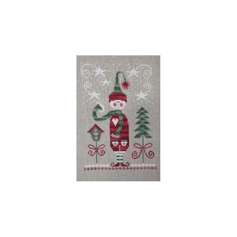 Lutin de Noël  - Tralala