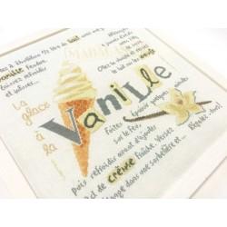 La glace à la vanille - Lilipoints - pack complet
