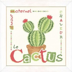 Le cactus - Lilipoints - pack complet