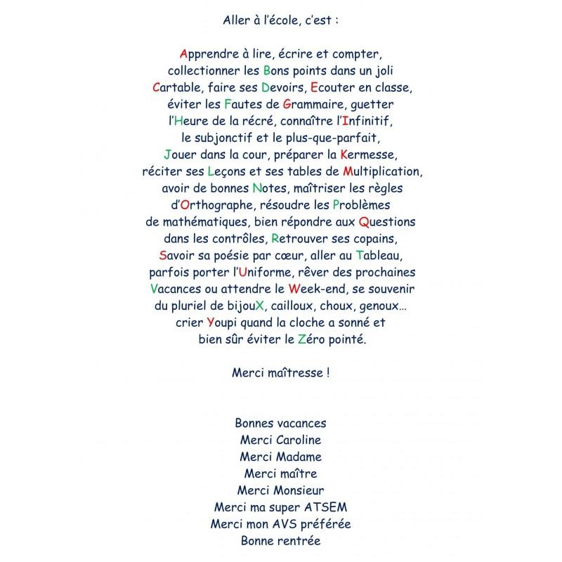 Grille Broderie Gratuite L Abecedaire De L Ecole