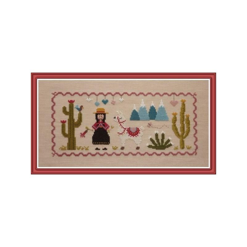 Lulu et ses cactus - Jardin privé