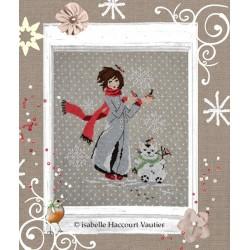 Boule de chat - Isabelle Haccourt Vautier