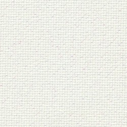 Aïda Zweigart 8pts/cm - 50x55cm - blanc pailleté irisé
