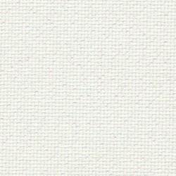 Toile Aïda Zweigart 8fils/cm - 50x55cm - blanc pailleté irisé