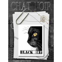Le chat noir - Isabelle Haccourt Vautier