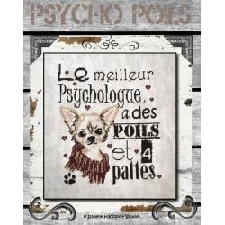 Psycho Poils - Isabelle Haccourt Vautier