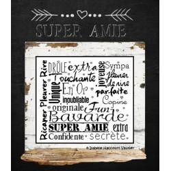 Super Amie - Isabelle Haccourt Vautier