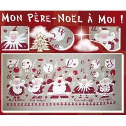 Mon Père Noël à moi ! - Isabelle Haccourt Vautier