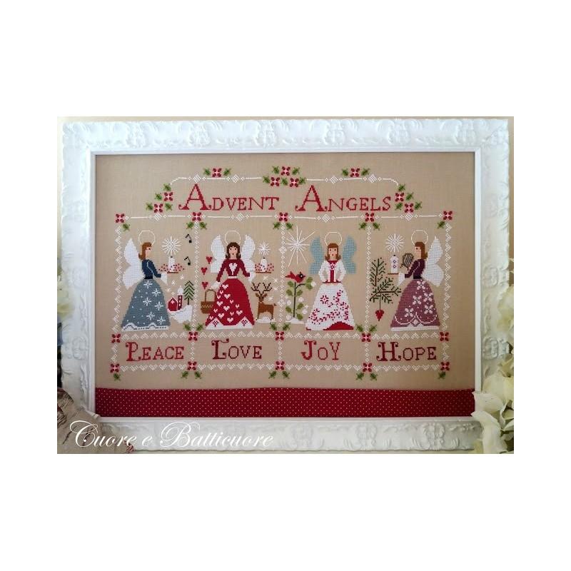 Gli Angeli dell'Avvento - Cuore e Batticuore