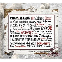 Chez mamie - Isabelle Haccourt Vautier