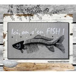 M'En Fish ! - Isabelle Haccourt Vautier
