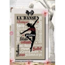 La danse - Isabelle Haccourt Vautier