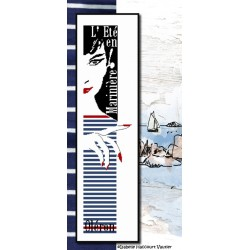 En Marinière - Isabelle Haccourt Vautier