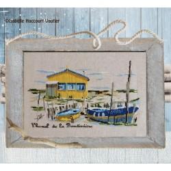 La tite cabane - Isabelle Haccourt Vautier