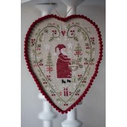 Coeur de Père Noël - Tralala