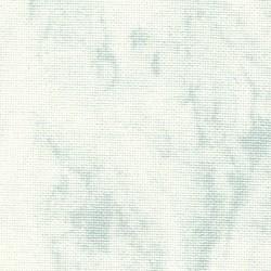 Toile Murano Zweigart 12,6fils/cm 50x70cm - blanc marbré gris