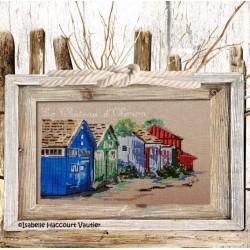 Le Petit Chemin - Isabelle Haccourt Vautier