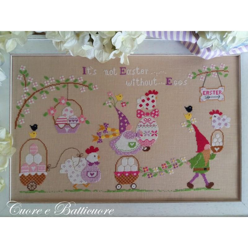 Non è Pasqua senza Uova - Cuore e Batticuore