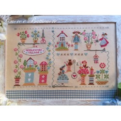 Needlework Village - Cuore e Batticuore