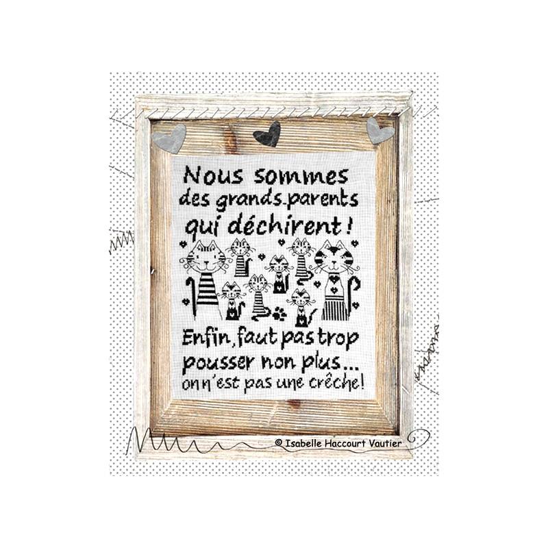 Une famille formidable ! - Isabelle Haccourt Vautier