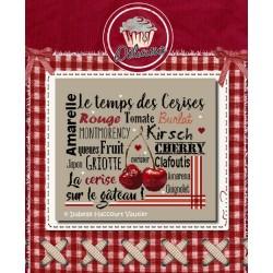 Cherry Cherry - Isabelle Haccourt Vautier