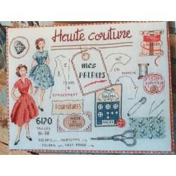 Haute Couture - Des Histoires à broder