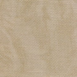 Toile Aïda Zweigart 7fils/cm - 50x55cm - sable marbré