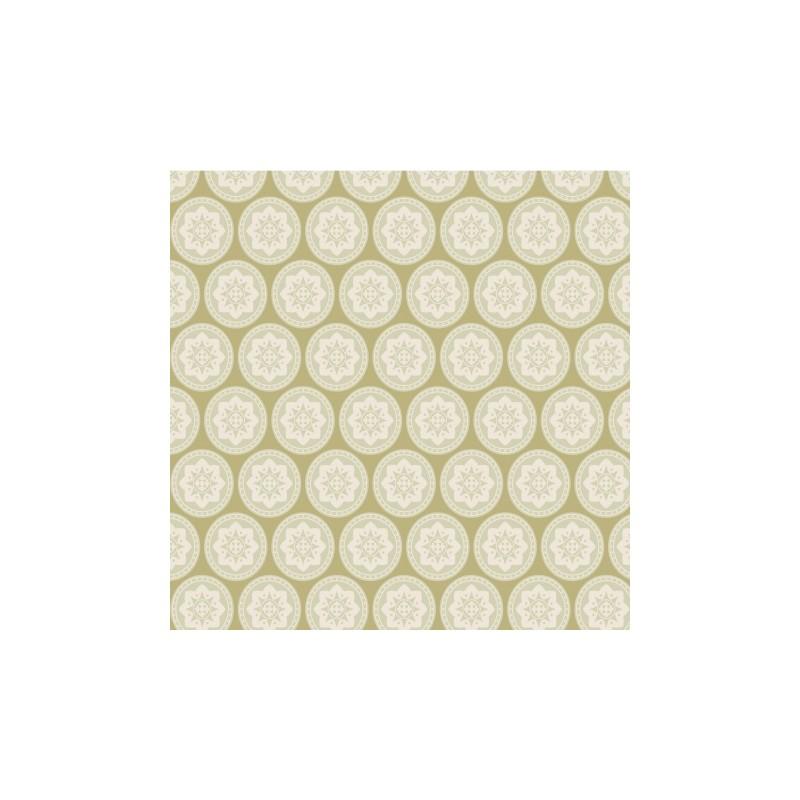 Olivia Green - coupon 50x55cm - tissu Tilda