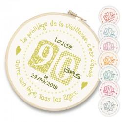 90 ans - Lilipoints