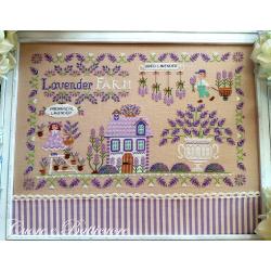 Lavender Farm - Cuore e Batticuore