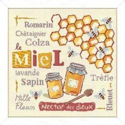 Le miel - Lilipoints
