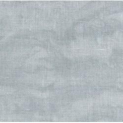 Lin Zweigart Belfast 12,6fils/cm - 35x45cm - gris marbré