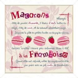Les macarons - Lilipoints