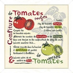 La confiture de tomates - Lilipoints
