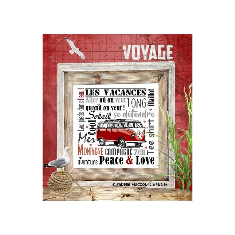 Peace & Love - Isabelle Haccourt Vautier