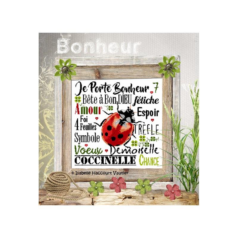 Porte Bonheur - Isabelle Haccourt Vautier