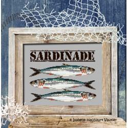 Sardinade Party - Isabelle Haccourt Vautier