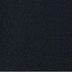 Lugana Zweigart 10 fils/cm - laize 140cm - noir