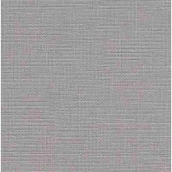 Lin Zweigart Newcastle - 16 fils/cm - laize 140cm - gris