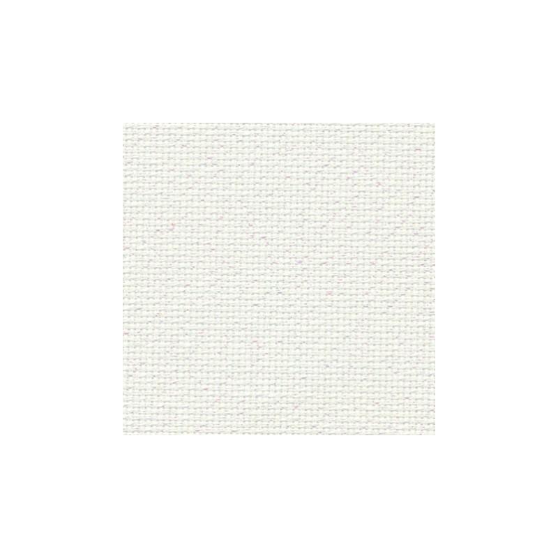 Aïda Zweigart 8pts/cm - 35x45cm - blanc pailleté irisé