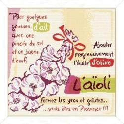 L'aïoli - Lilipoints